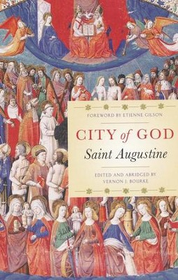 The City of God, Abridged   -     By: Saint Augustine