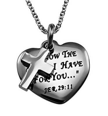I Know, Sweetheart Necklace   -