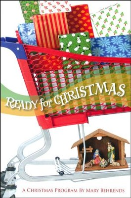 Ready For Christmas (5/pkg)  -     By: Mary Behrends