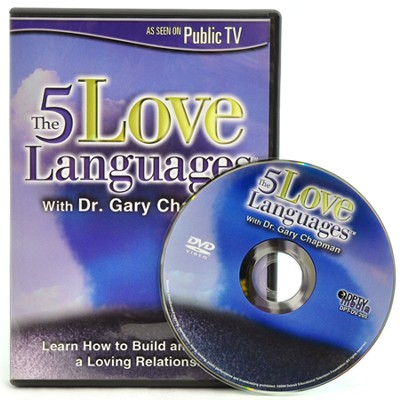 The 5 Love Languages, DVD   -     By: Gary Chapman