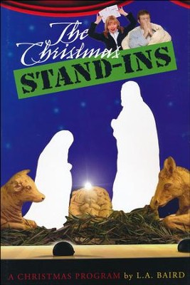 Christmas Stand-Ins (5/pkg)  -     By: L.A. Baird