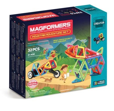 Adventure Mountain, 32 Piece Set  -
