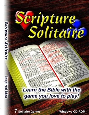Scripture Solitaire Computer Game (Access Code Only)   -