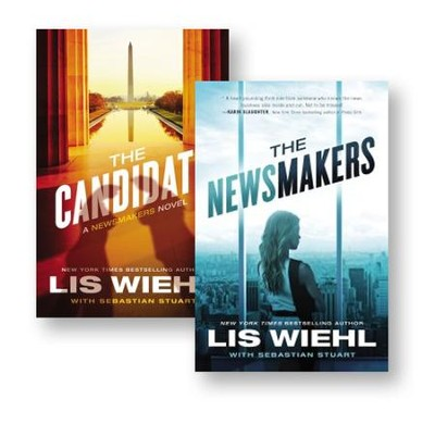 Newsmakers Series, 2 Volumes  -     By: Lis Wiehl