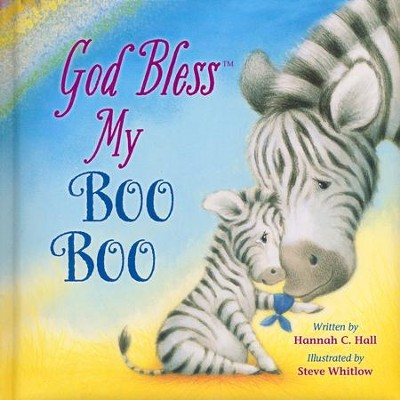 God Bless My Boo Boo, Board Book  -     By: Hannah Hall