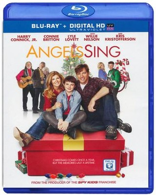 Angels Sing, Blu-ray/Digital Ultraviolet HD   -