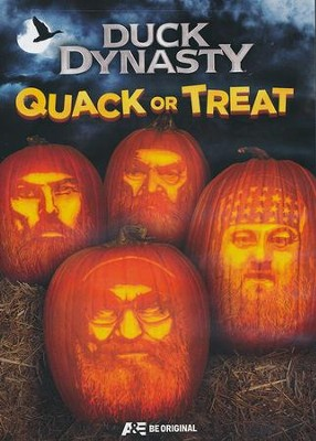 Duck Dynasty®: Quack Or Treat, DVD   -