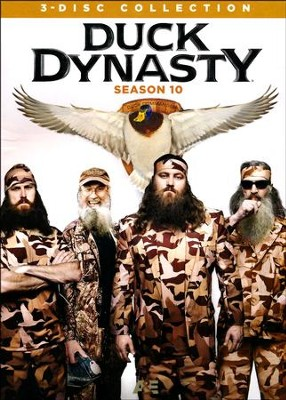Duck Dynasty: Season 10, 3-Disc Collection   -