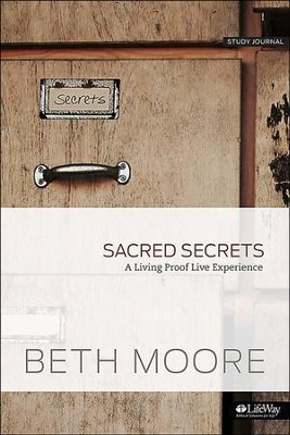 Sacred Secrets Study Journal   -     By: Beth Moore