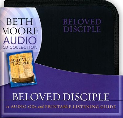 Beloved Disciple: The Life and Ministry of John (CD set)  -     By: Beth Moore