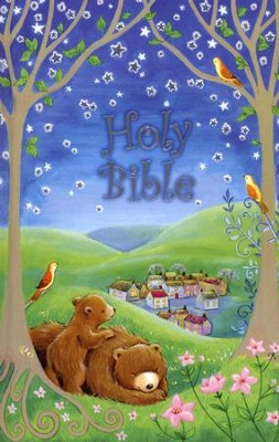 ICB Sparkly Bedtime Holy Bible  -