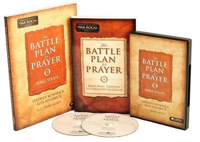 Battle Plan for Prayer (DVD Leader Kit)  -     By: Alex Kendrick