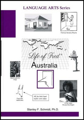 Life of Fred: Australia  -     By: Stanley F. Schmidt Ph.D.