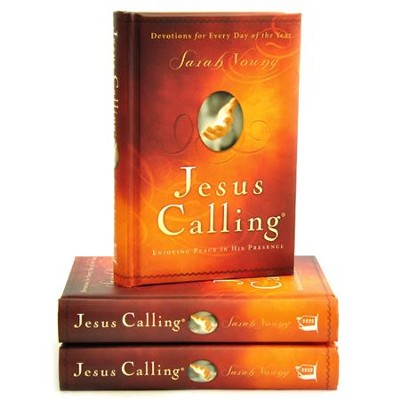 Jesus Calling Gift 3-Pack: Enjoying Peace in His Presence  -     By: Sarah Young