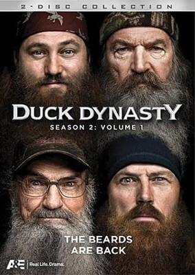 Duck Dynasty Season 2, 2 DVD'S   -