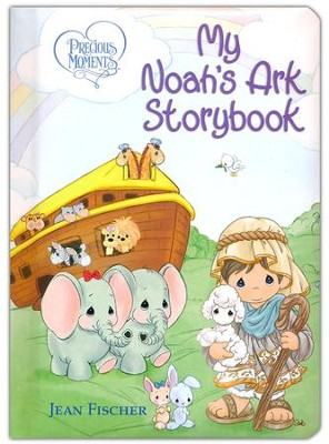 Precious Moments: My Noah's Ark Storybook Boardbook  -     By: Precious Moments