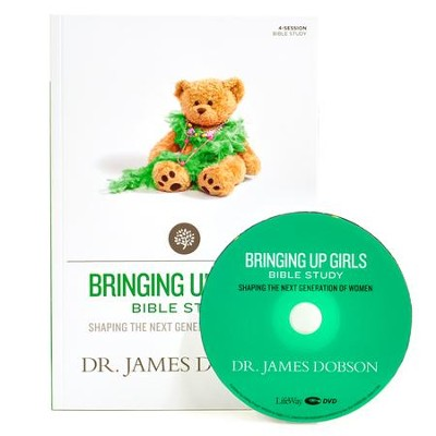 Bringing Up Girls: Shaping the Next Generation of Women DVD Leader Kit  -     By: Dr. James Dobson