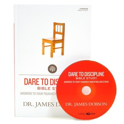 Dare to Discipline: Answers to Your Toughest Parenting Questions, DVD Leader Kit  -     By: Dr. James Dobson, Ryan Dobson