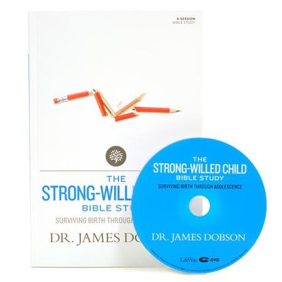 The Strong-Willed Child: Surviving Birth Through Adolescence DVD Leader Kit  -     By: Dr. James Dobson, Ryan Dobson
