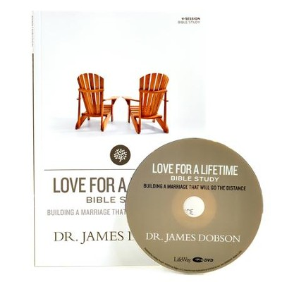 Love For a Lifetime: Building a Marriage That Will Go the Distance DVD Leader Kit  -     By: Dr. James Dobson