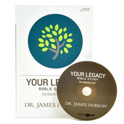 Your Legacy: The Greatest Gift DVD Leader Kit  -     By: Dr. James Dobson, Ryan Dobson