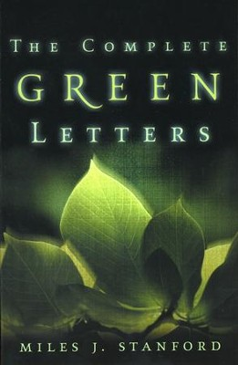 Complete Green Letters, The   -     By: Miles Stanford