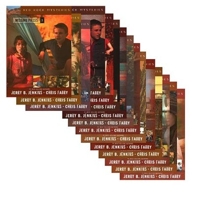 Red Rock Mysteries, Volumes 1-15  -     By: Jerry B. Jenkins, Chris Fabry