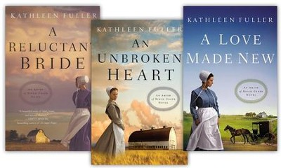 The Amish of Birch Creek Series, Volumes 1-3  -     By: Kathleen Fuller