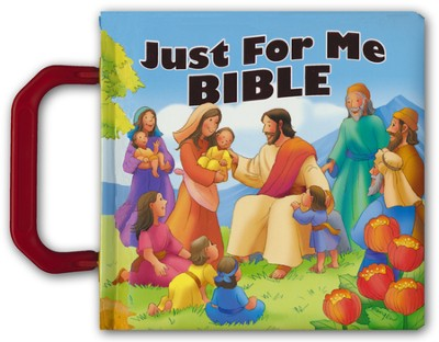Just for Me Bible Boardbook  -