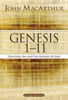 Genesis 1 11 MacArthur Bible Studies