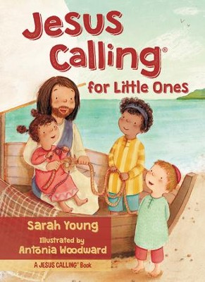 Jesus Calling for Little Ones, Boardbook  -     By: Sarah Young