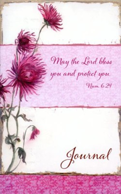 May the Lord Bless You Journal  -
