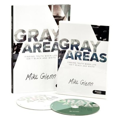 Gray Areas: Finding Truth When Life Isn't Black and White (DVD Leader Kit)  -     By: Mike Glenn