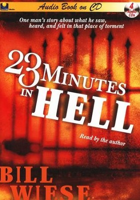 23 Minutes In Hell Audiobook on CD  -     By: Bill Wiese