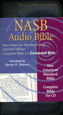 NASB Premium Edition Complete Audio Edition In  Zipper Case  -     Narrated By: Steven B. Stevens     By: Narrated by Steven B. Stevens