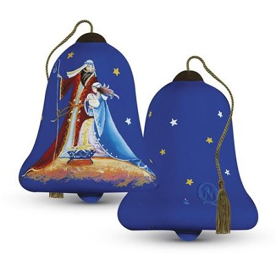 Holy Family Personalized Ornament  -     By: Sarah Summers