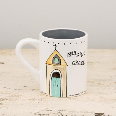 Amazing Grace Chapel Mug  -