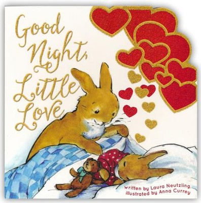 Good Night, Little Love Boardbook  -