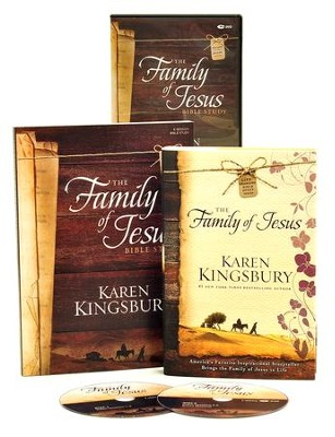 The Family of Jesus: Bible Study--DVD Leader Kit  -     By: Karen Kingsbury