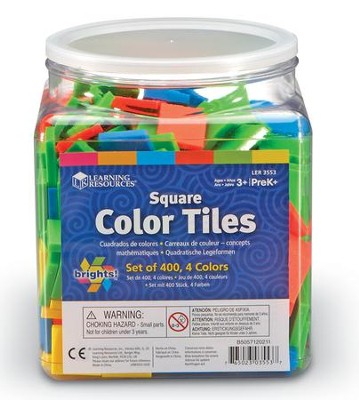Brights! Color Tiles  -
