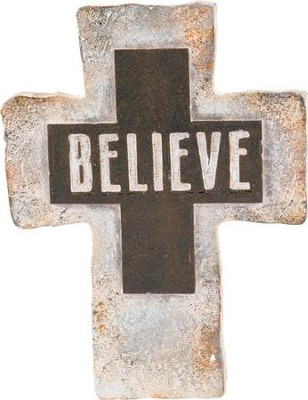 Believe Standing Cross  -