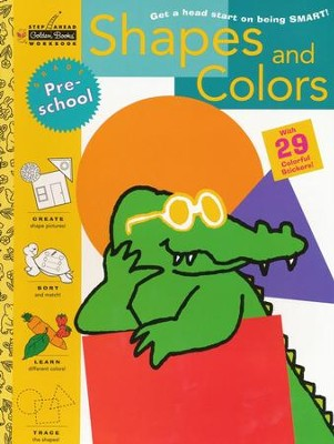 Shapes and Colors (Preschool)  -     By: Sharon Lynt