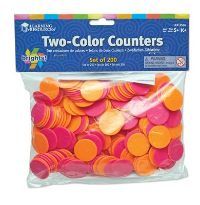 Brights! Two-Color Counters  -