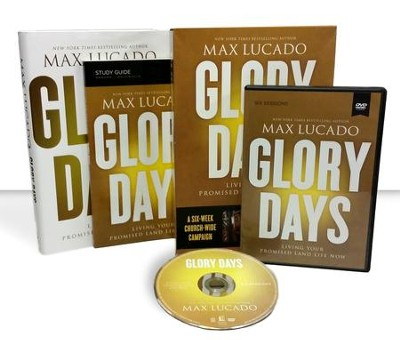 Glory Days, Church Campaign Kit - BGD   -     By: Max Lucado