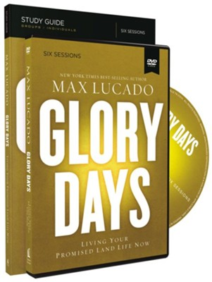 Glory Days Study Guide with DVD  -     By: Max Lucado