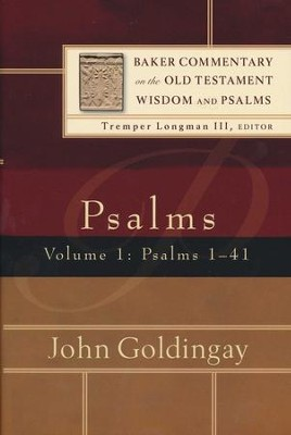 Psalms, 3 Volumes: Baker Commentary on the Old Testament Wisdom and Psalms [BCOT]  -     By: John Goldingay