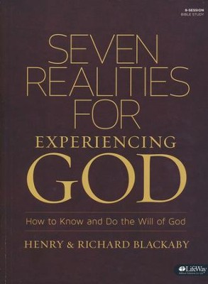 Seven Realities for Experiencing God   -     By: Henry Blackaby, Richard Blackaby