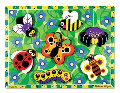 Insects Chunky Puzzle  -