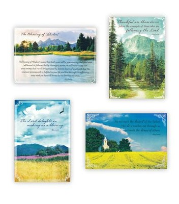 Ministry Appreciation, Roy Lessin Cards, Box of 12  -     By: Roy Lessin