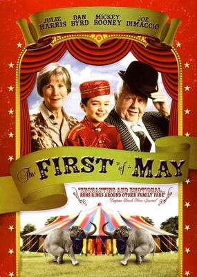 The First of May, DVD   -